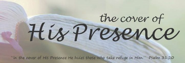 cover of His Presence banner
