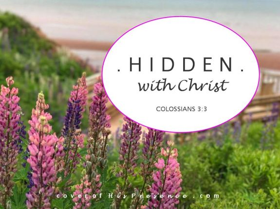 hidden with Christ
